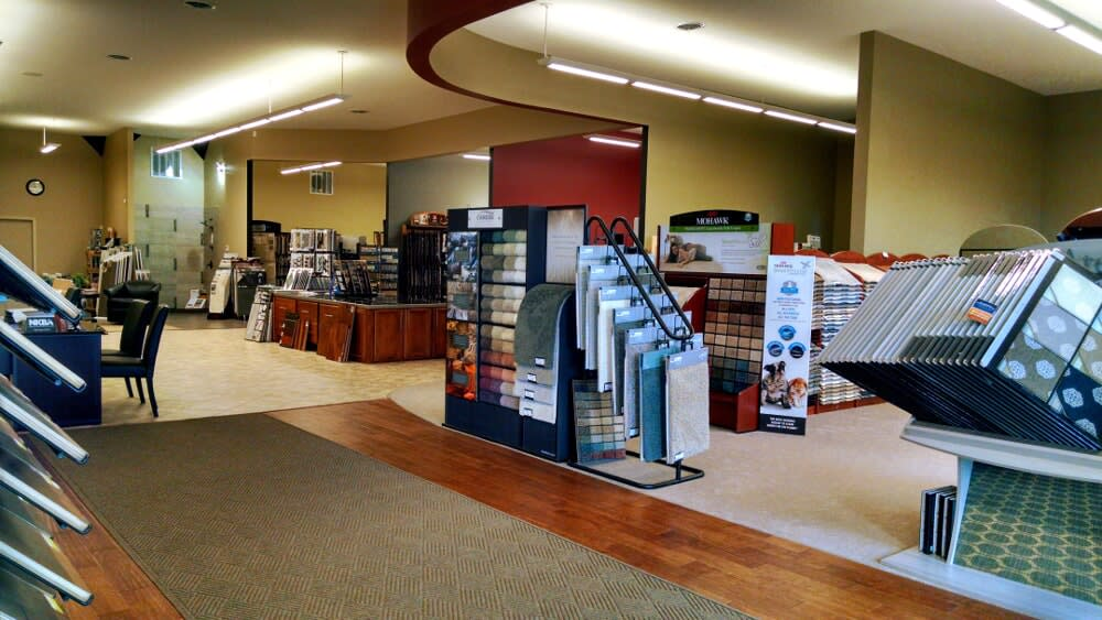 Find your floors here at House of Color in Findlay, OH