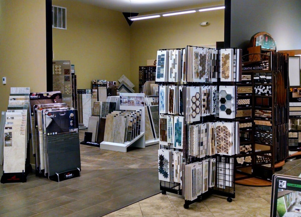 Tile flooring for your Bowling Green, OH home from House of Color