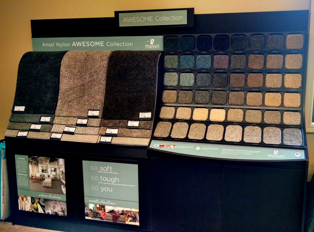 Carpet options for your Tiffin, OH home from House of Color