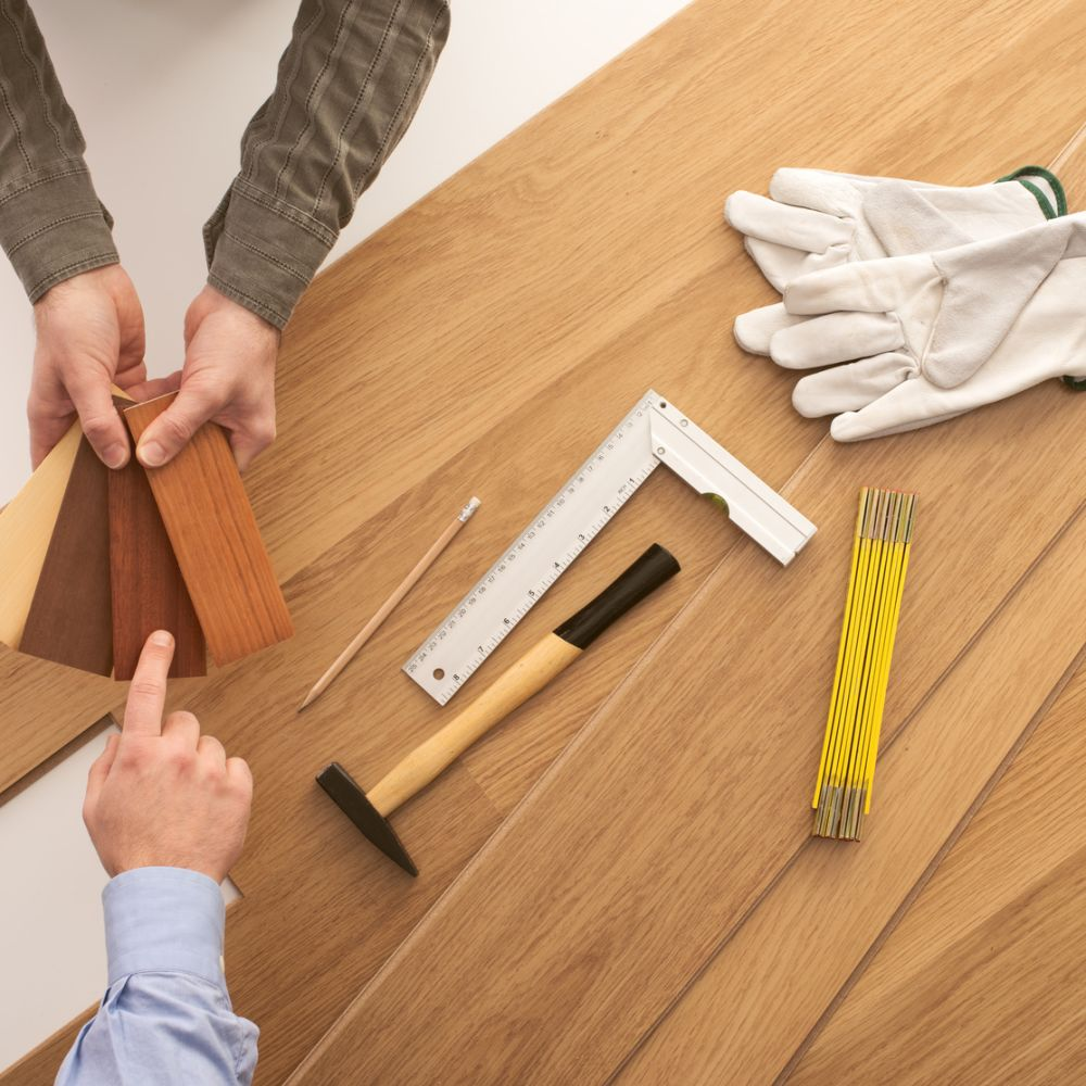 Flooring services in Ottawa by Advantage Flooring