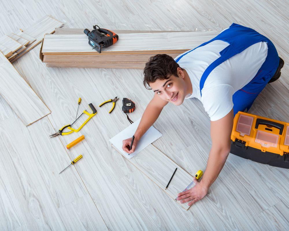 Flooring services in Virginia Beach by Future Flooring