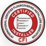Floors 2 Ur Doors is an International Certified Floorcovering Installers Association Certified Installer
