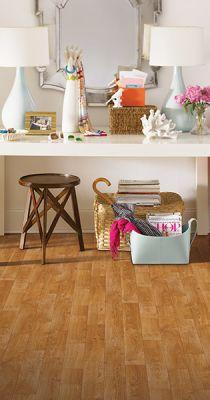 Luxury vinyl flooring in Los Alamitos, CA from Cornerstone Floors