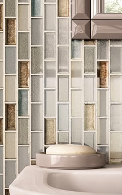 Glass tile in Batesville, MS from Kizer Flooring
