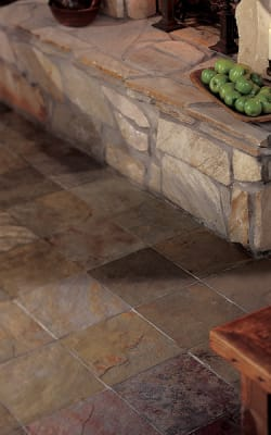 Natural stone flooring in Boca Raton, FL from Ganee Stone