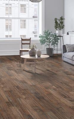 Hardwood flooring in Cottleville, MO from Barefoot Flooring