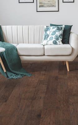 Hardwood flooring in Cotton, GA from Town Country Carpets