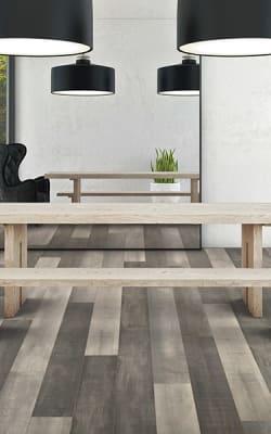 Laminate flooring in Poplar, PA from Philadelphia Flooring Solutions