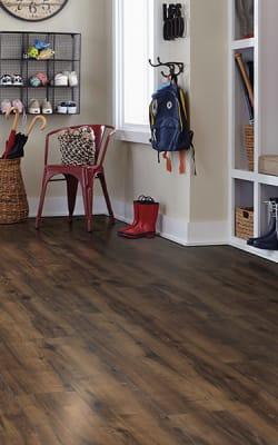Laminate flooring in Flower Mound, TX from Floor & Wall Design