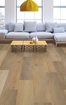 Luxury vinyl flooring in The Colony, TX from Floor & Wall Design