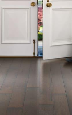 Hardwood flooring in Seattle, WA from Flynn's Carpet Cents