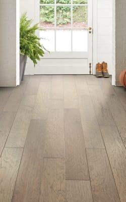Hardwood flooring in Brighton, NY from Christie Carpets Flooring & Blinds