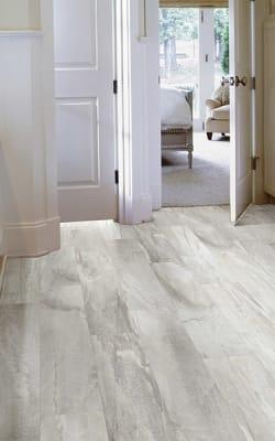 Luxury vinyl flooring in Webster, NY from Christie Carpets Flooring & Blinds