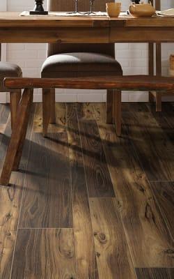 Luxury vinyl flooring in Moyock, VA from Floors Unlimited