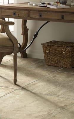Tile flooring in O'Fallon, MO from Barefoot Flooring