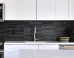 Backsplash from Floor & Wall Design