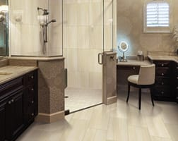 Bathroom remodels from Floor & Wall Design