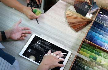 Free flooring estimates from Sharp Carpet + Hardwood & Tile in Calera, AL