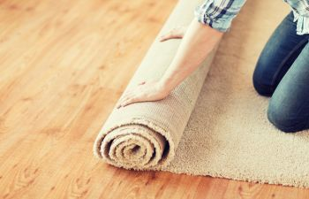 Carpet disposal services from Carpet Mart in Benton Harbor, MI