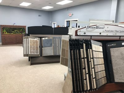 Most recommended flooring store serving the Alpharetta, GA area
