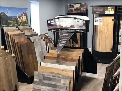 Flooring shop serving the Cummings, GA area