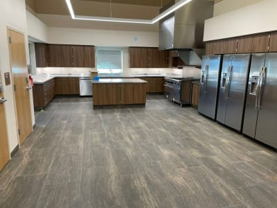 Commercial kitchen renovation in Las Vegas, NV from GoPro Interiors