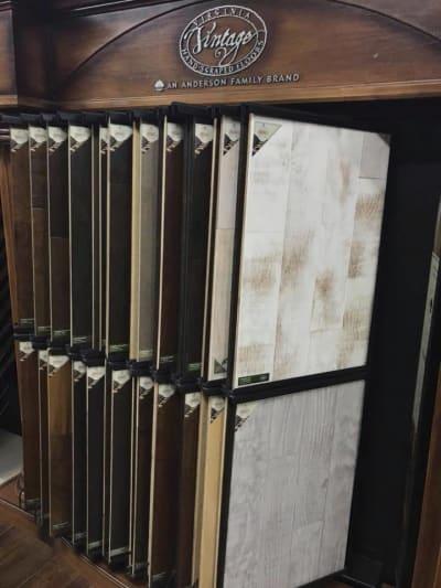 Wood floor store near Pasco WA - Luke's Carpet & Design Center