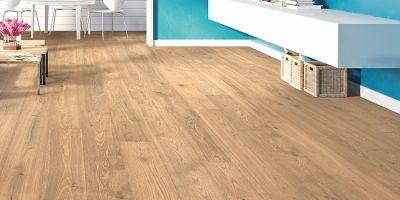 Laminate flooring in  from Quantum Floors
