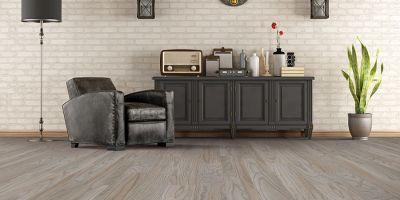Luxury vinyl flooring in  from Quantum Floors