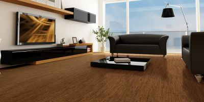 Cork flooring in Fair Haven, NJ from Carpets with a Twist