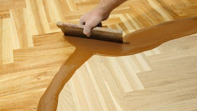 Sanding and refinishing services in San Jose, Dublin & San Mateo, CA by Conklin Bros. Floor Coverings