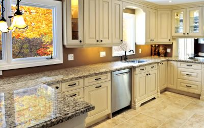 Countertop styles in Waterford Township, MI from Metro Carpet & Floors