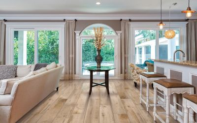 Trending flooring styles in Naperville, IL from Landmark Flooring