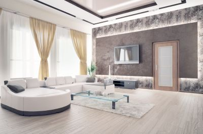 Modern vinyl flooring in Raleigh, NC from Floors and More