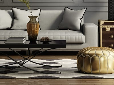 Rug repair from Apelian Carpets & Orientals Inc.