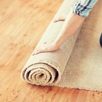 Carpet installation in Kennesaw, GA from Bridgeport Carpets