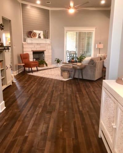 Hardwood flooring in Levelland, TX from Floors 2 Ur Doors