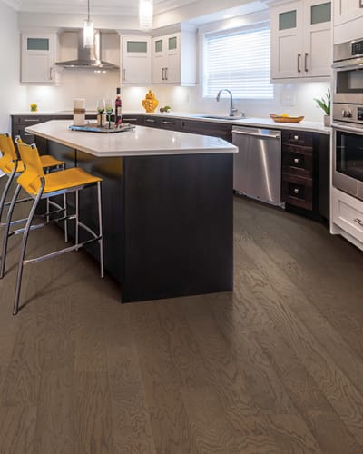 Hardwood flooring in Thomasville, GA from Luke Van Camp's Floors & More