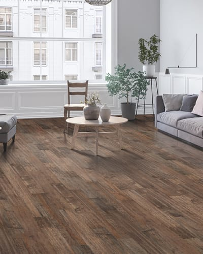Hardwood flooring in Grantsburg, WI from Jensen Furniture