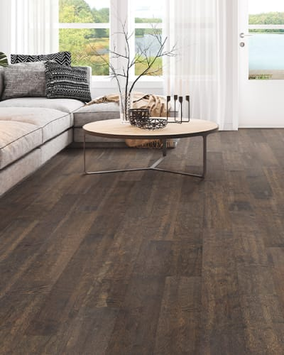 Hardwood flooring in Savannah, MO from Carpet Masters