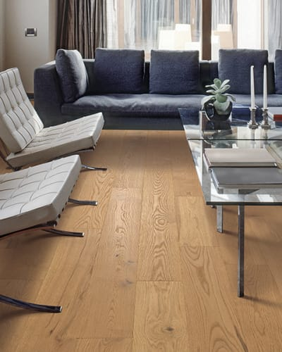 Hardwood flooring in Novi, MI from Pleasant Installs