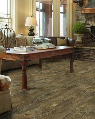 Water-resistant laminate flooring in Weddington, SC from Sistare Carpets Inc.