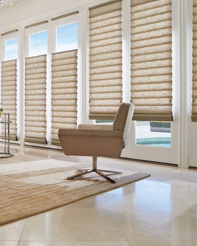 Window treatments in Pinehurst NC from Total House + Flooring