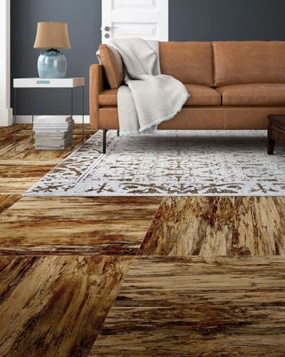 Luxury vinyl flooring in Castro Valley, CA from Conklin Bros. Floor Coverings