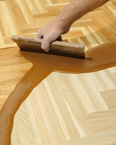 Hardwood refinishing in New York City, NY from Buono's Flooring