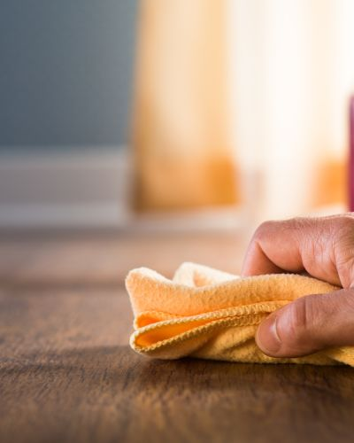 Cleaning services from International Wood Floors