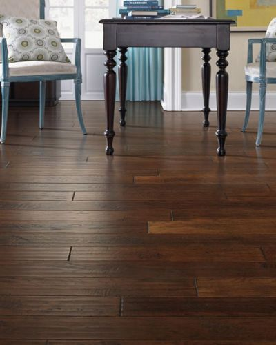 Hardwood flooring in Huntington, IN from K&N Carpet