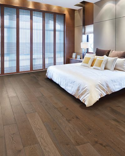 Hardwood flooring in Marysville WA by Completely Floored