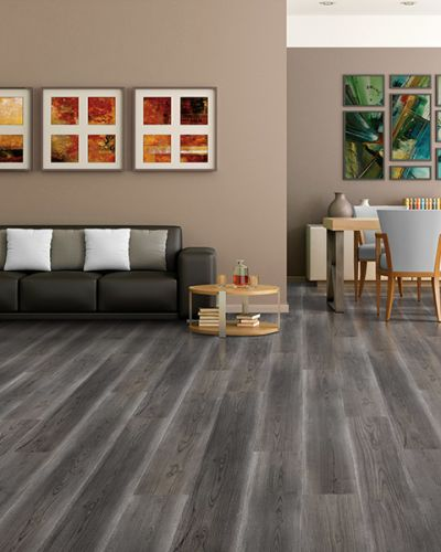 Laminate flooring in Roberts, MT from Covering Broadway
