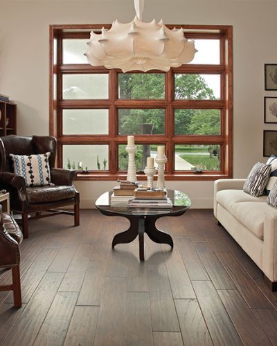 Hardwood flooring in Pelham, NY from Allen Carpet